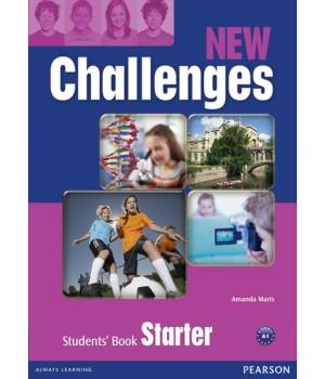 Учебник New Challenges Starter Students' Book