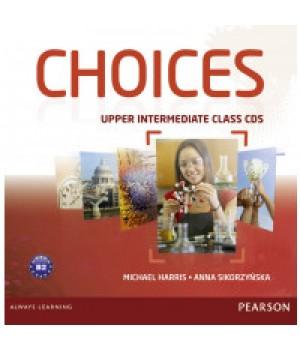 Диски Choices Upper Intermediate Class CDs