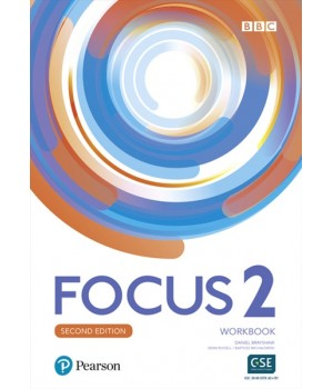 Робочий зошит Focus Second Edition 2 Workbook