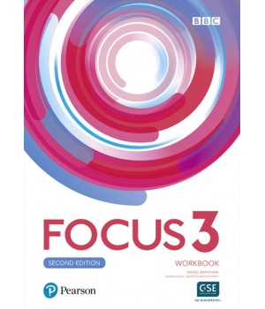 Робочий зошит Focus Second Edition 3 Workbook