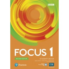 Підручник Focus Second Edition 1 Student's Book