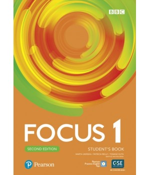 Підручник Focus Second Edition 1 Student's Book