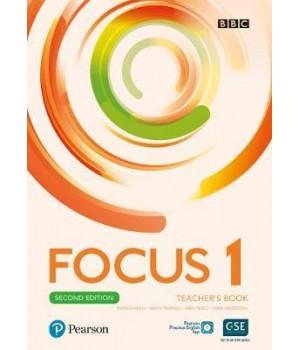 Книга для вчителя Focus Second Edition 1 Teacher's Book