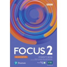 Підручник Focus Second Edition 2 Student's Book