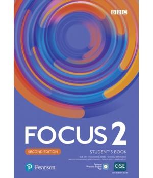 Підручник Focus Second Edition 2 Student's Book