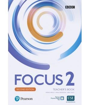 Книга для вчителя Focus Second Edition 2 Teacher's Book