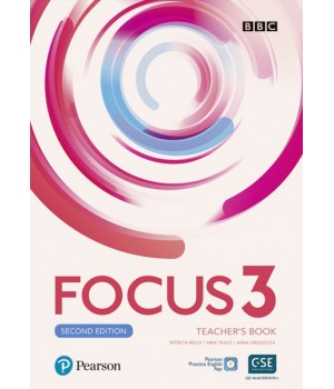 Книга для вчителя Focus Second Edition 3 Teacher's Book