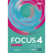 Підручник Focus Second Edition 4 Student's Book