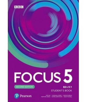 Підручник Focus Second Edition 5 Student's Book