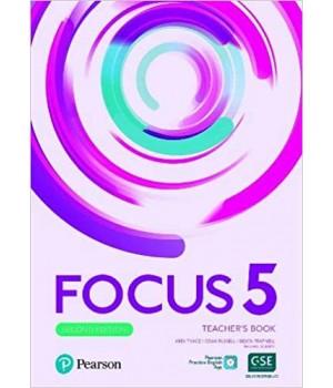 Книга для вчителя Focus Second Edition 5 Teacher's Book