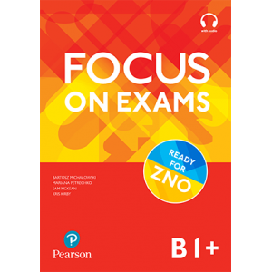 Focus on Exams B1+