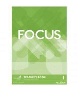 Книга для вчителя Focus 1 (A2) Teacher's Book + DVD-ROM