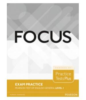 Вправи Focus 1 (A2) Exams PTE