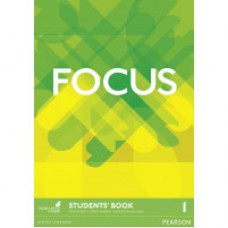 Учебник Focus 1 (A2) Student's Book