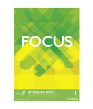 Підручник Focus 1 (A2) Student's Book