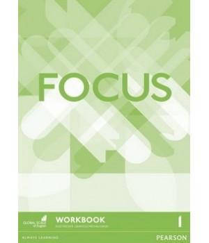 Робочий зошит Focus 1 (A2) Workbook