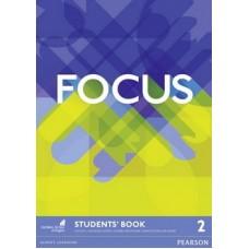 Учебник Focus 2 (B1) Student's Book