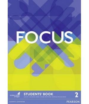 Підручник Focus 2 (B1) Student's Book