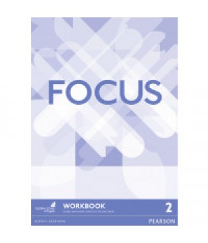 Робочий зошит Focus 2 (B1) Workbook
