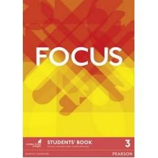 Учебник Focus 3 (B1+) Student's Book
