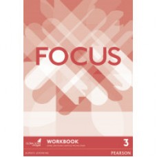 Focus 3 (B1+) Workbook