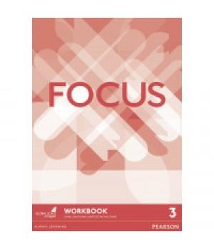 Робочий зошит Focus 3 (B1+) Workbook