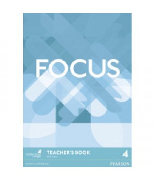Книга для вчителя Focus 4 (B2) Teacher's Book + DVD-ROM
