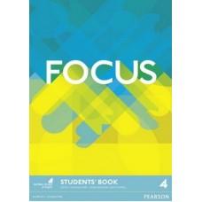 Підручник Focus 4 (B2) Student's Book