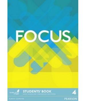 Учебник Focus 4 (B2) Student's Book