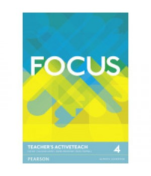 Диск Focus 4 (B2) Active Teach