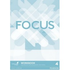 Focus 4 (B2) Workbook