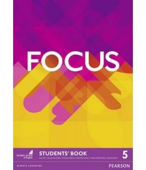Підручник Focus 5 (C1) Student's Book