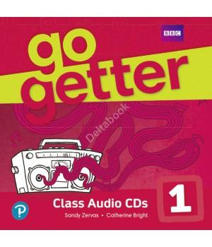 Диски Go Getter 1 Class Audio CDs
