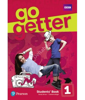 Підручник Go Getter 1 Students' Book