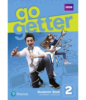 Підручник Go Getter 2 Students' Book