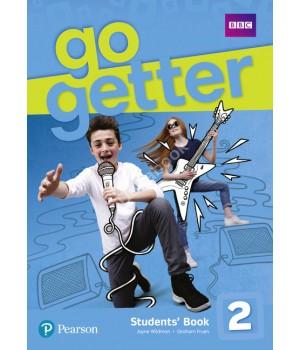 Учебник Go Getter 2 Students' Book