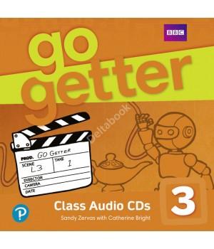Диски Go Getter 3 Class Audio CDs