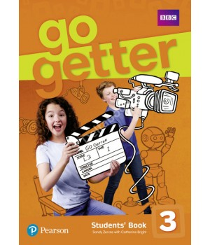 Підручник Go Getter 3 Students' Book