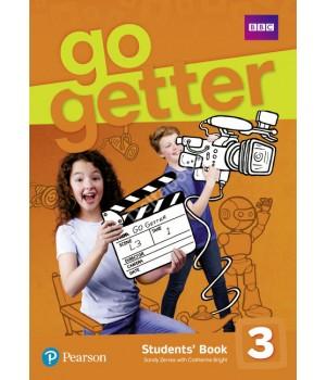 Учебник Go Getter 3 Students' Book