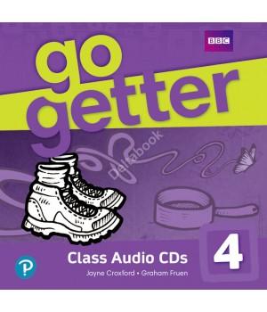 Диски Go Getter 4 Class Audio CDs