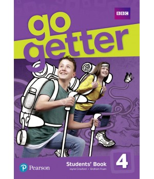 Підручник Go Getter 4 Students' Book