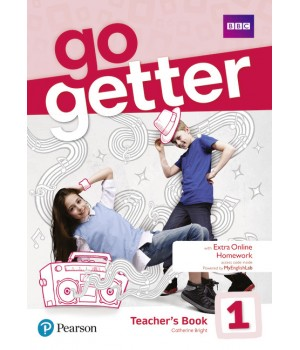 Книга для учителя Go Getter 1 Teacher's Book