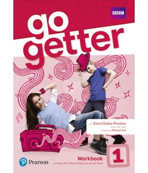 Робочий зошит Go Getter 1 Workbook with Access code for Extra Online Practice