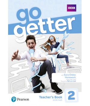 Книга для вчителя Go Getter 2 Teacher's Book