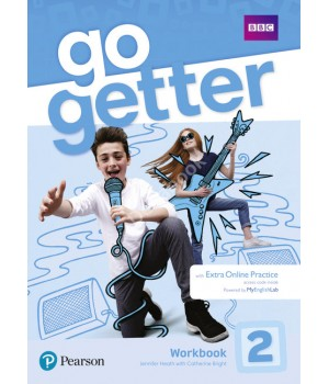 Робочий зошит Go Getter 2 Workbook with Access code for Extra Online Practice