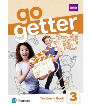 Книга для вчителя Go Getter 3 Teacher's Book