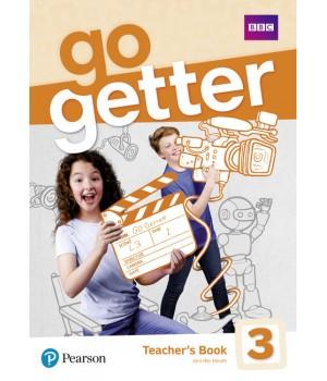 Книга для вчителя Go Getter 3 Teacher's Book