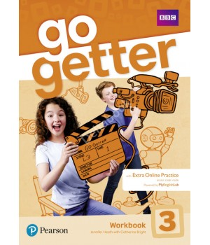 Робочий зошит Go Getter 3 Workbook with Access code for Extra Online Practice