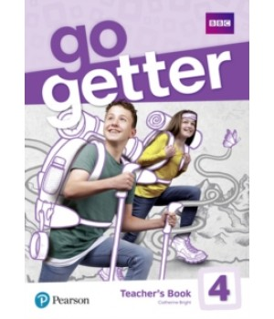 Книга для учителя Go Getter 4 Teacher's Book