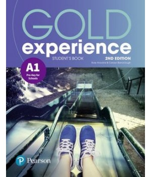 Учебник Gold Experience Second Edition A1 Student's Book